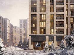 Премиум-квартал RedSide. От 431 тыс. руб. за м² Готовые дома премиум-класса.